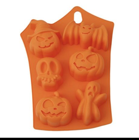 Форма для выпечки Хэллоуин