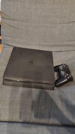 PlayStation 4 slim ps4 + jedi