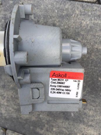 Pompa wodna do praki whirlpool awm 8062/1