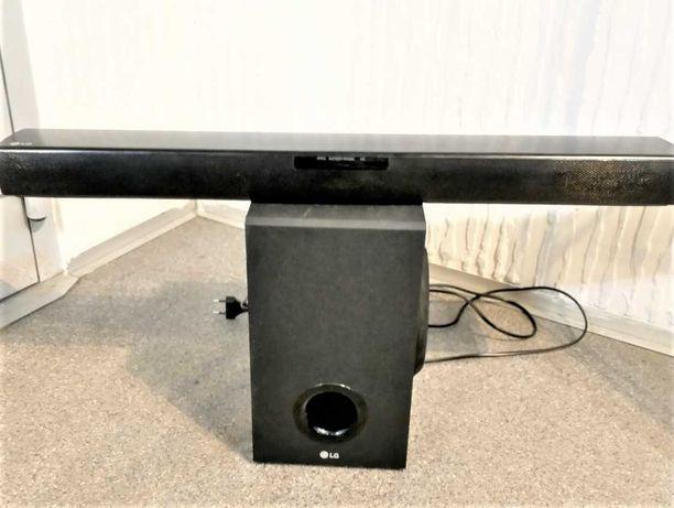 Soundbar bezprzewodowy LG SJ2 USB 2.1