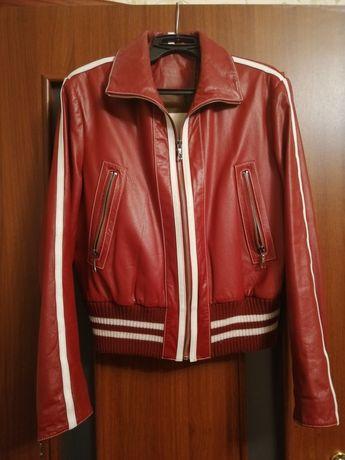 Куртка Итальянская (кожа)