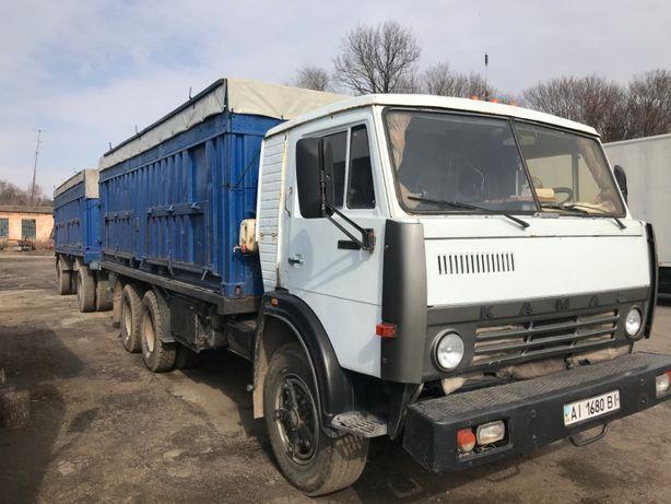 Продам КАМАЗ/Зерновоз 53212