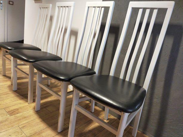 Krzesła - komplet 4 szt