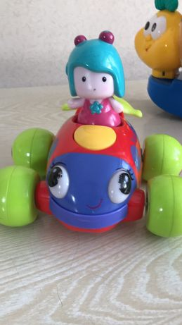 Игрушка Машинка Ouaps, ездит на батарейках
