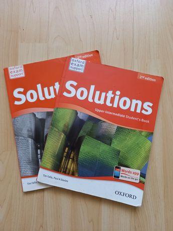 Англійська мова Solutions Oxford, 2nd edition