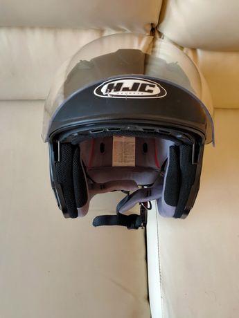 Witam sprzedam kask motocyklowy HJC IS-33