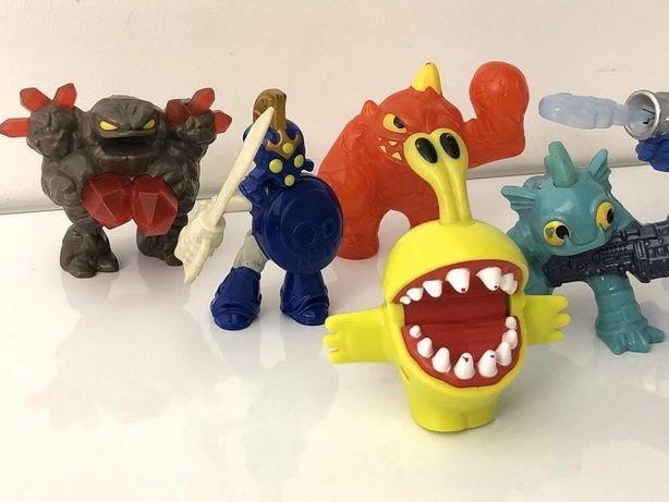 SkyLanders 6 игрушек,все функциональные.Macdonalds