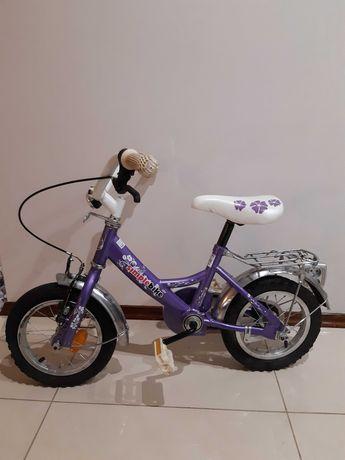 Rowerek dla dziewczynki  12