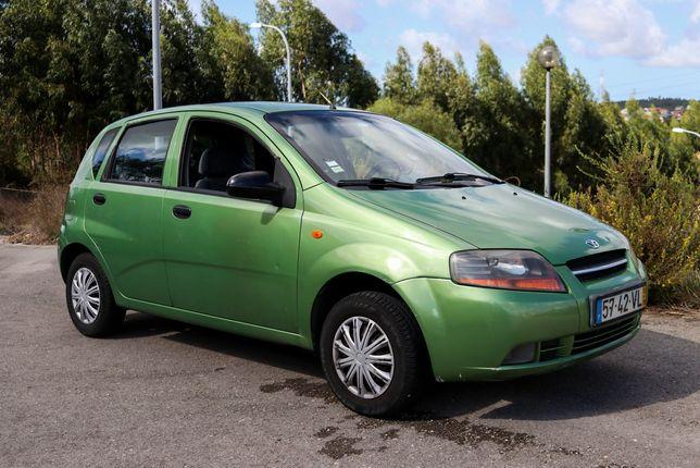 Daewoo Kalos 1.2 Gasolina