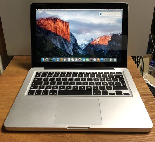 "Ноутбук Apple Macbook Pro A1278 13.3""/8GB RAM/240GB SSD ! Магазин z122"