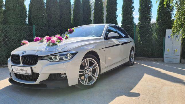 Auto do ślubu BMW F30 M Performance TERMINY 2021