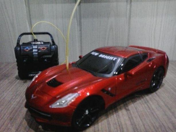 Auto zdalnie sterowane na radio pilota Corvette