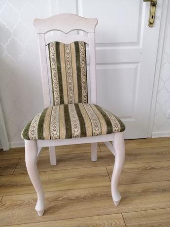 Krzesło Ludwik białe