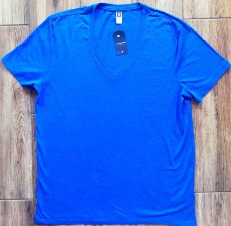 G-Star Raw oryginalny męski t-shirt polo koszulka