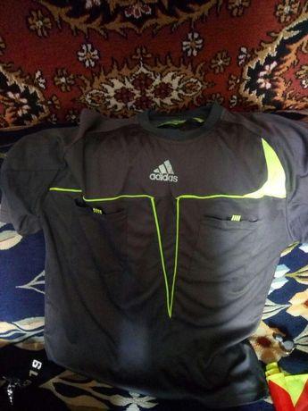 Майка для футбольного судьи (с двумя карманами)
