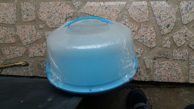 Boleira - Caixa para transportar bolo - NOVA A ESTREAR