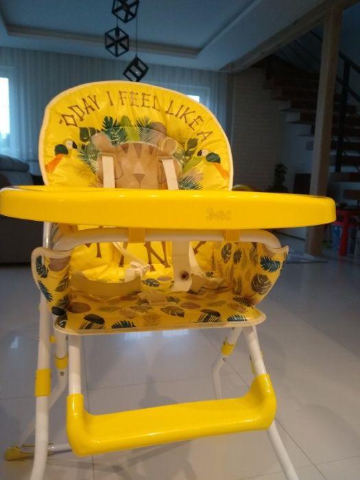 Krzesło do karmienia dziecka Siedlce - image 1