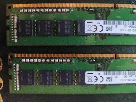 Оперативная память SamsungDDR3 8Gb(4Gb+4Gb)1600MHz PC3 12800U-1R8-CL11