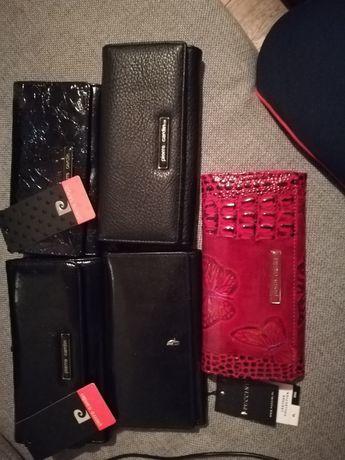 Sprzedam nowe portfele damskie
