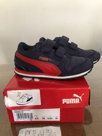Puma Racer rozmiar 26 gwarancja