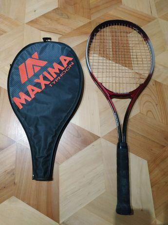 Rakieta tenisowa Maxima Typhoon używana