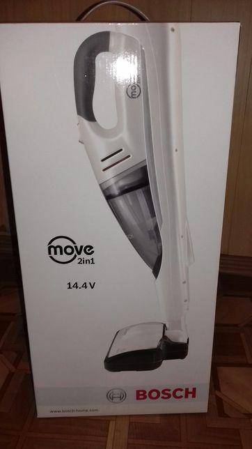 Bosch Move 14.4 V пылесос беспроводной и автомобильный BBHMove1N