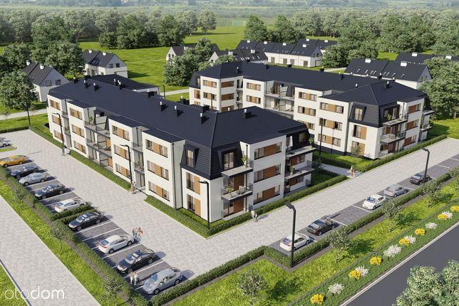 Nowe mieszkanie 3 pok. z balkonem ul. Derdowskiego