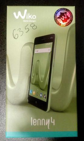 Smartphone Wiko Lenny4