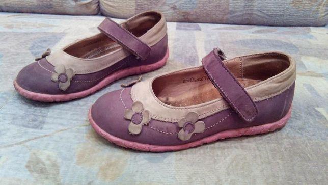 туфли для девочки Венгрия