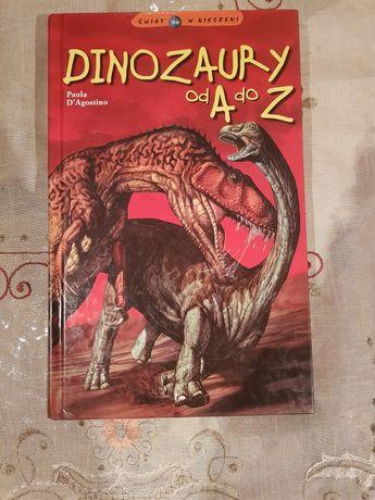 Encyklopedia o dinozaurach