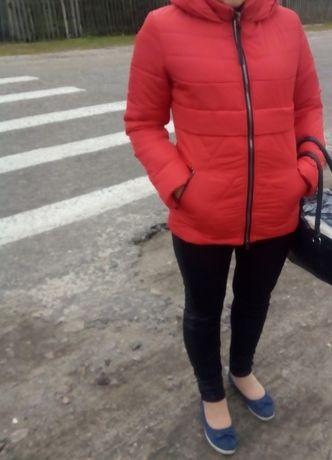 Жіноча куртка!!! Весна Осінь)