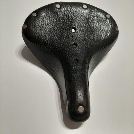 Skórzane siodełko Brooks B67s-0H3