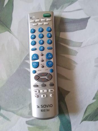 Nowy uniwersalny pilot do telewizora Savio