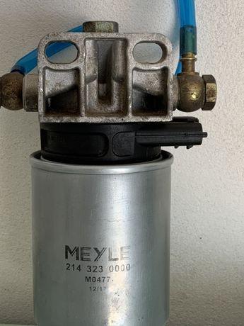 Suporte do filtro do gasolio fiat stilo.