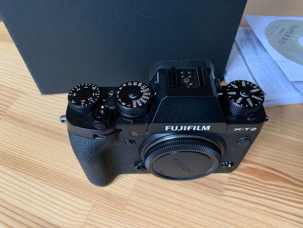 Компактная камера Fujifilm XT-2