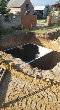 Zbiornik betonowy-szambo,deszczowka,piwniczka