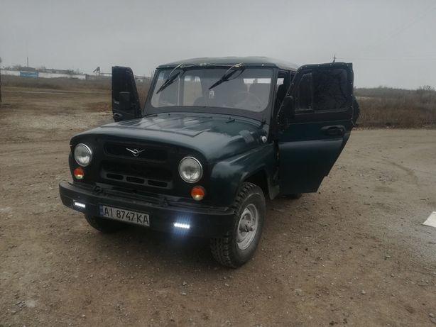 Продам машину УАЗ 3151-01