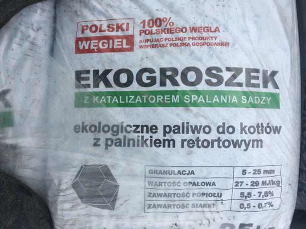 Polski Ekogrosze 27-29 MJ z innowacyjnym katalizatorem spalania sadzy