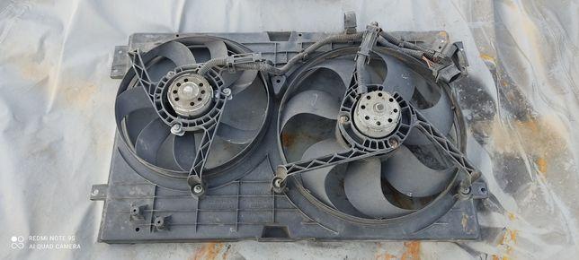 Ventoinhas do radiador Audi 1.8T quattro S3