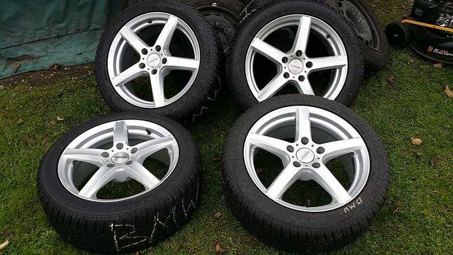 Koła zimowe Bmw 3 320 5X120  225/50R17  Dunlop Sport