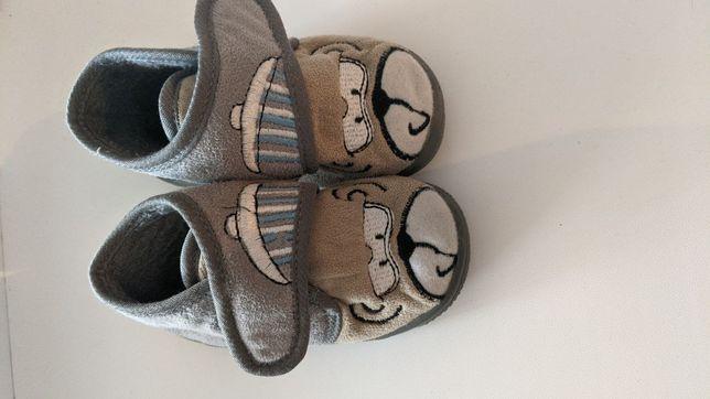 Тапочки 18 розмір пінетки пиньетки взуття обувь