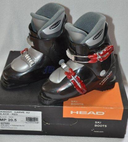HEAD - dziecięce buty narciarskie r. 20,5