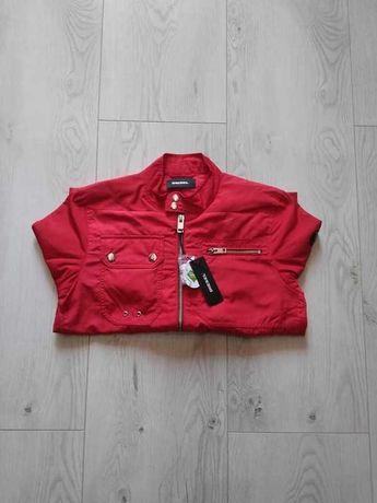 przejśćiowa kurtka męska marki Diesel roz. M nowa J- Ride Giacca
