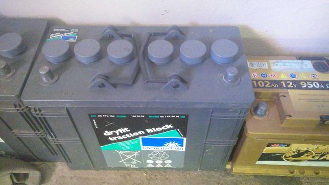Akumulator Żelowy 100ah