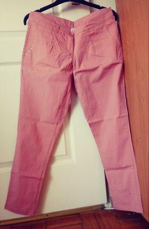 Spodnie Rainbow chinosy r. 38