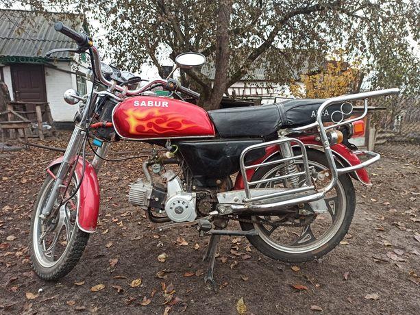 Alfa sabur 110cc