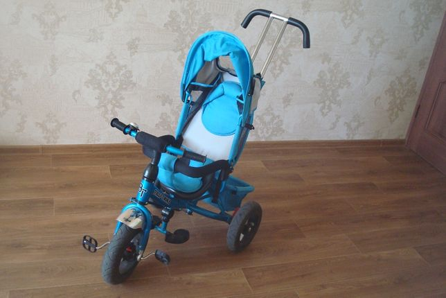 Трехколесный велосипед Tilly Trike
