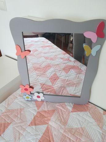 Espelho infantil