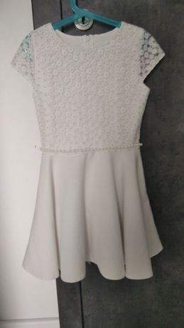 Śliczna sukienka 128-134