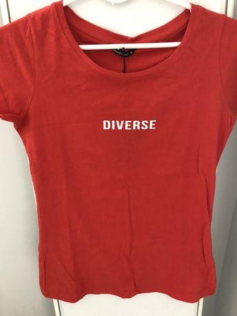 Nowa koszulka Diverse S